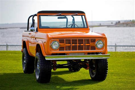 New Ford Bronco For Sale by 1972 Ford Bronco For Sale 1984083 Hemmings Motor News