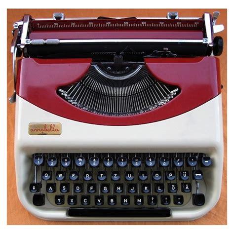 schreibmaschinen renaissance der mechanik foerderland