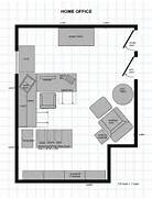 Home Layout Design Ideas Home Office Floor Plans For A Comfortable Home Office Ideas 4 Homes