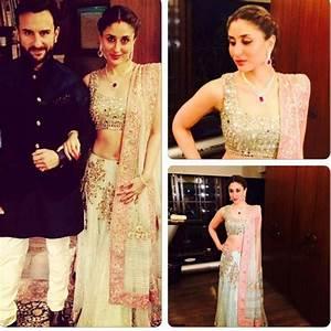 Saif and Kareena attend Soha Ali Khan's wedding reception ...