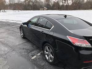 Sold  2012 Acura Tl Sh