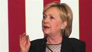 Clinton: Trump's trade approach is based on fear - CNN Video