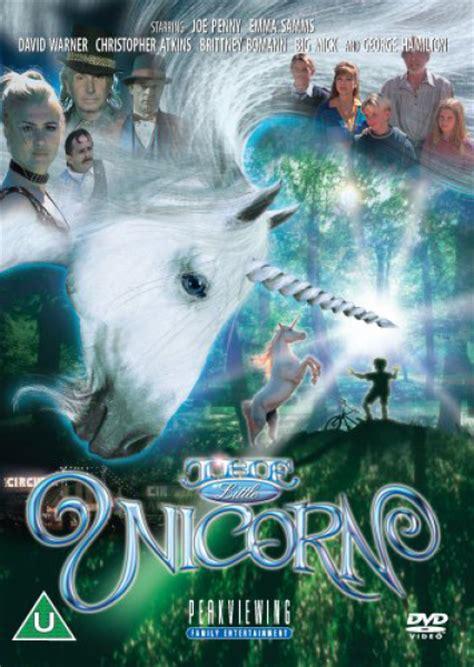 unicorn dvd zavvi