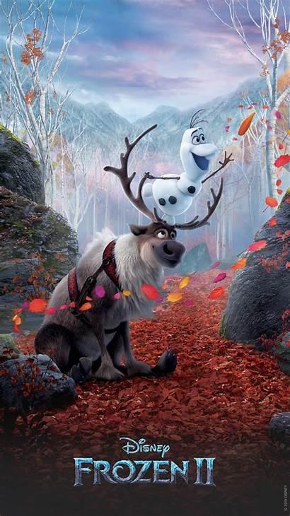 Frozen Disney Wallpapers Mobile Frozen2 Mood Adventure