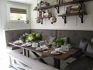 Eckbank Küche Leder : 100 unikale ideen f r sitzecke in der k che ~ Orissabook.com Haus und Dekorationen
