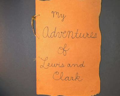 lewis clark corps  discovery journal project cims