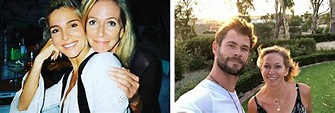 Liam Hemsworth Parents Young / How Tall Are The Hemsworth ...