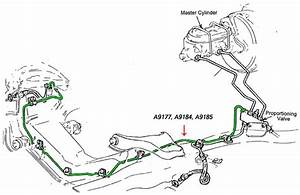 2001 Chevy Tahoe Brake Line Diagram
