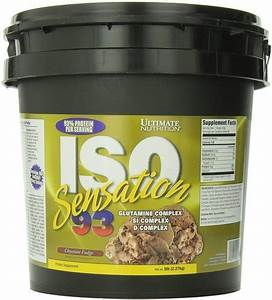 Ultimate Nutrition Vegetarian Iso Sensation Whey Protein Powder For Lean Muscle Mass  Rs 799