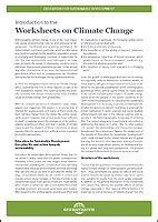 Worksheets On Climate Change  Germanwatch Ev