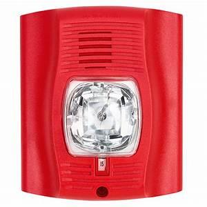System Sensor CHSR Red Chime Strobe [System Sensor CHSR ...