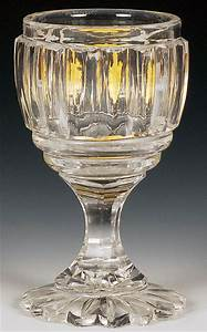 2 Russian Imperial Glass Factory Banquet Service