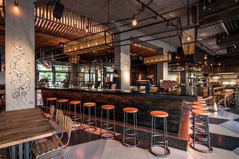 pin  restaurant design