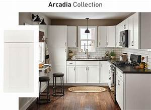 shop in stock kitchen cabinets at lowe39s With kitchen cabinets lowes with cheap black and white wall art