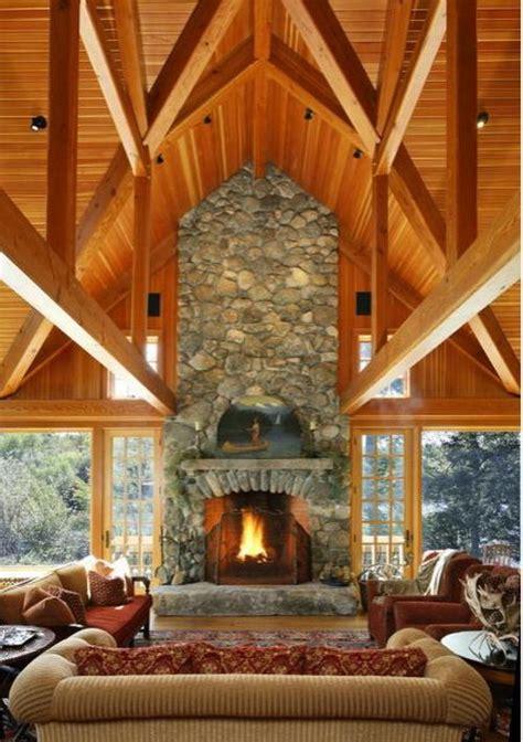 beautiful  warming fireplaces  cozy home