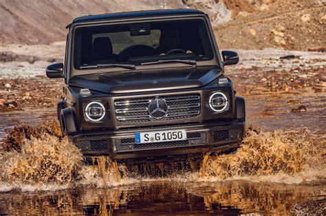 Mercedes G Klasse 2018 by 2018 Mercedes G Klasse G 500 Die Neue G Klasse