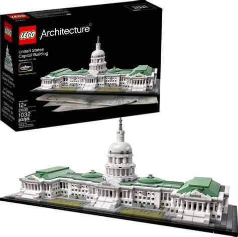 21030 Lego Lego Architecture United States Capitol