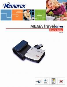 Mega Traveldrive Manuals