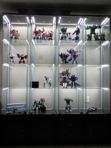 detolf display cabinet lighting display cases ikea images