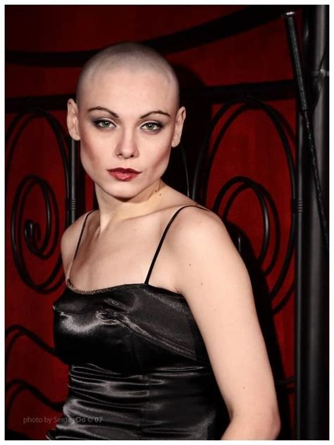 bald ladies images  pinterest bald women
