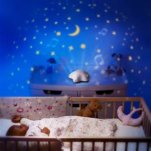 Pabobo musical star projector baby nursery night light