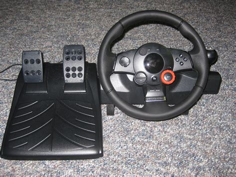 Volante Driving Gt by Logitech Driving Gt Wikidata