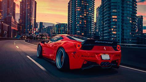Ferrari 458 Hd Wallpaper
