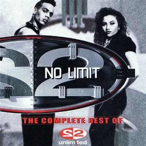 Carátula Frontal De 2 Unlimited  No Limit (the Complete