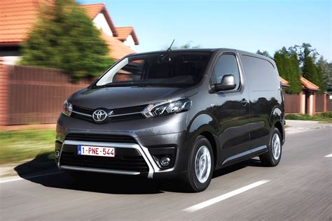 Toyota Picture by Toyota Proace Review Pictures Auto Express