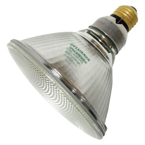 sylvania light bulb sylvania 16583 50par38hal ir nfl25 dl par38 halogen