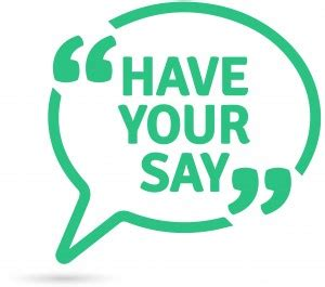 Have Your Say Wapha