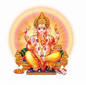 9 Gods Free Download PSD Images - Lord Ganesh, Free