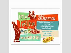 FESTIVUS Holiday Celebration Invitations PaperStyle