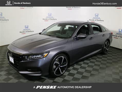2019 New Honda Accord Sedan Sport 2.0t Automatic Sedan At