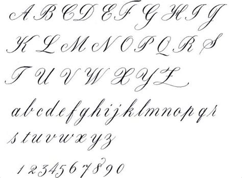 8+ Fancy Cursive Letters  Jpg, Vector Eps, Ai Illustrator  Free & Premium Templates