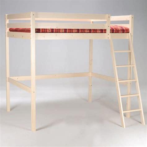 lit mezzanine 2 places avec bureau lit mezzanine 2 places idéale dans une chambre