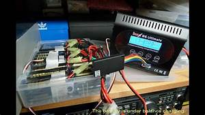 My Diy 48 Cells 18650 Lipo Lithium Polymer Battery Pack 12