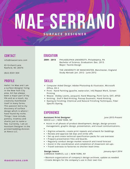 Colorful Resume Templates  Canva. Investment Banking Resume Sample. Resume Cover Letter Samples For Engineers. I Will Resume To Work. Resume Actor Sample. Pediatric Nurse Resume Sample. Dispatcher Resume Sample. Event Planner Resume Objective. Registered Nurse Resume Cover Letter
