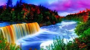 beautiful sceneries of waterfalls - Google'da Ara | RESİM ...