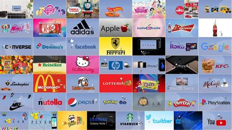 Top 50 (part1) Famous Brands Spoof Pixar Lamp Luxo Jr