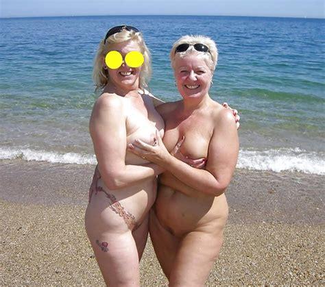 reife blonde mom fkk strand