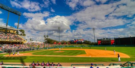 champion stadium spring training ballpark   atlanta