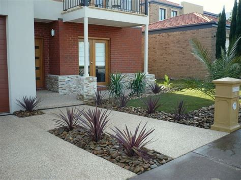 best 25 exposed aggregate driveway ideas on