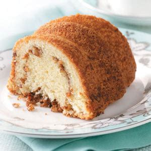 coffee bundt cake sour bundt coffee cake recipe taste of home