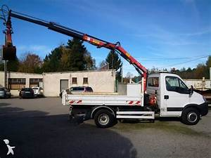 Camion Iveco Benne : camion iveco benne daily 70c18 4x2 euro 5 grue occasion n 2312573 ~ Maxctalentgroup.com Avis de Voitures