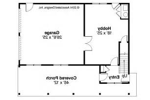 garage floor plans with apartment craftsman house plans garage w apartment 20 119 associated designs