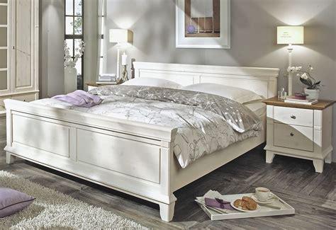 Betten  Landhausstilbetten  Günstig Kaufen Möbel