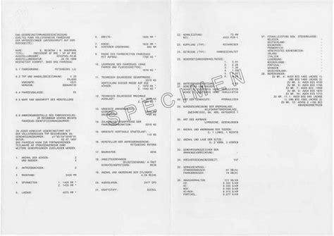 certificate of conformity coc mitsubishi eurococ