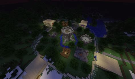 small pvp arena    people minecraft map
