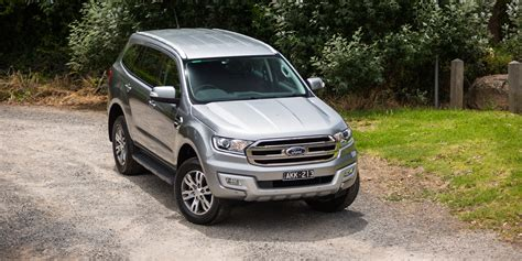 Ford Everest Review Autos Post